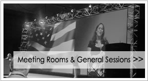 General Sessions & Meeting Rooms